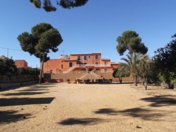 Spain Palomares Rural Hotel Complex For Sale €1,250,000