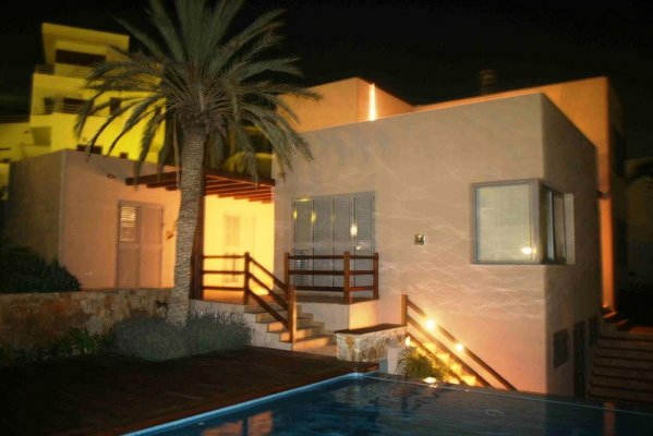 Spain Mojacar Villa with Panoramic Views For Sale €760,000