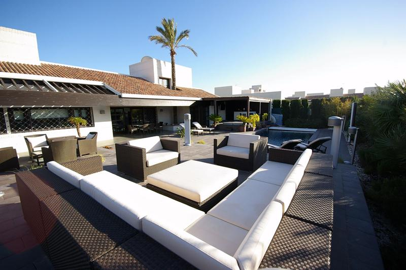 Spain Peraleja Golf Resort 4 Bed Villa For Sale €895,000