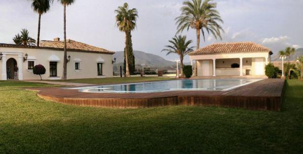 Spain Marbella 7 Bed Villa For Sale €5,000,000