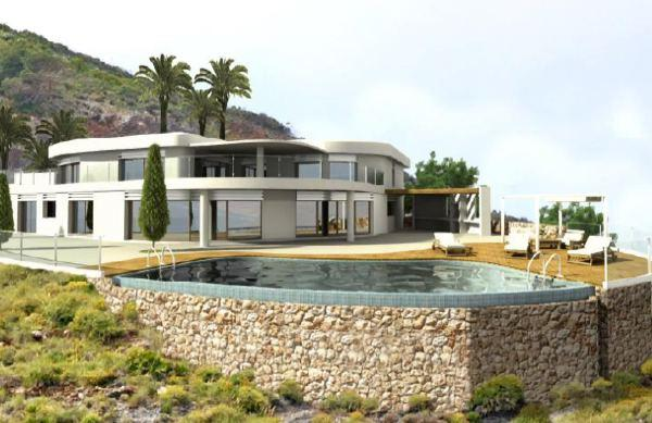 Spain La Manga 4 Bed Villa with Spectacular Views €3,200,000
