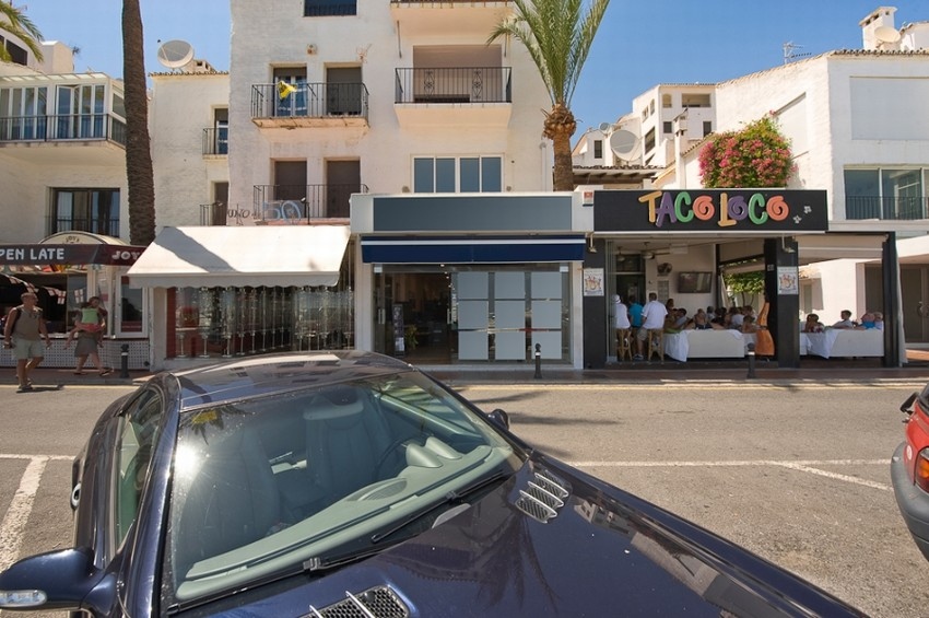 Spain Commercial for sale in Puerto Banus, Marbella €3,100,000