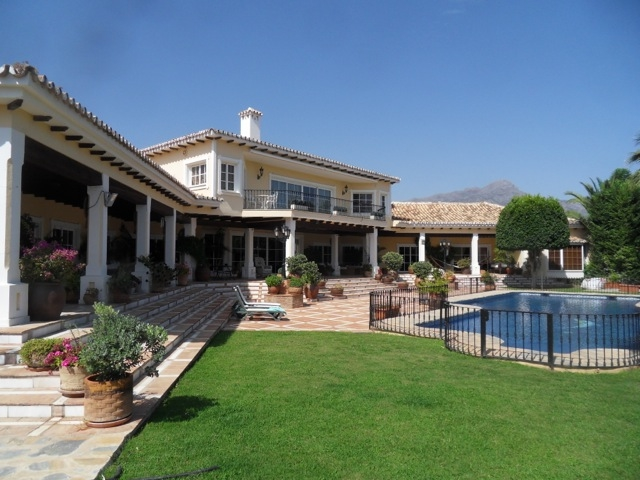 Spain Villa for sale in Marbella West €9,500,000