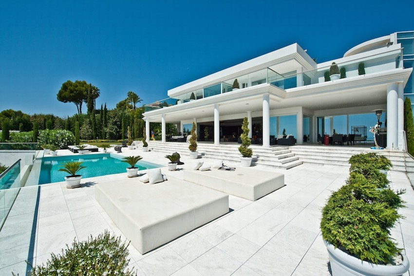 Spain Villa for sale in Marbella West €7,900,000