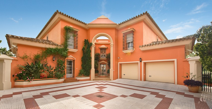 Spain 7 Bed Villa for sale in Mijas €3,700,000