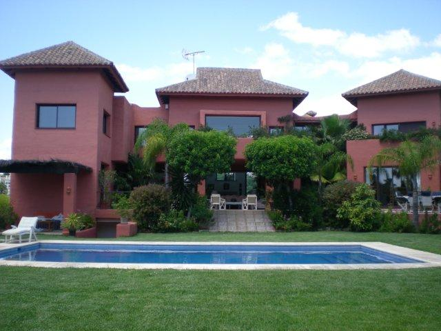 Spain 7 Bed Detached Villa for sale in Marbella West, Marbella €3,490,000
