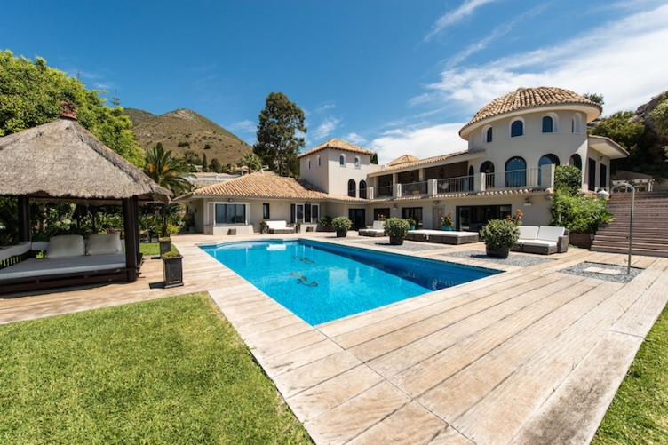 Spain 6 Bed Villa for sale in Benalmadena €2,900,000