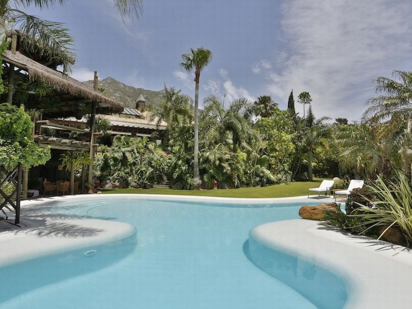 Spain Villa for sale in Marbella West €12,000,000