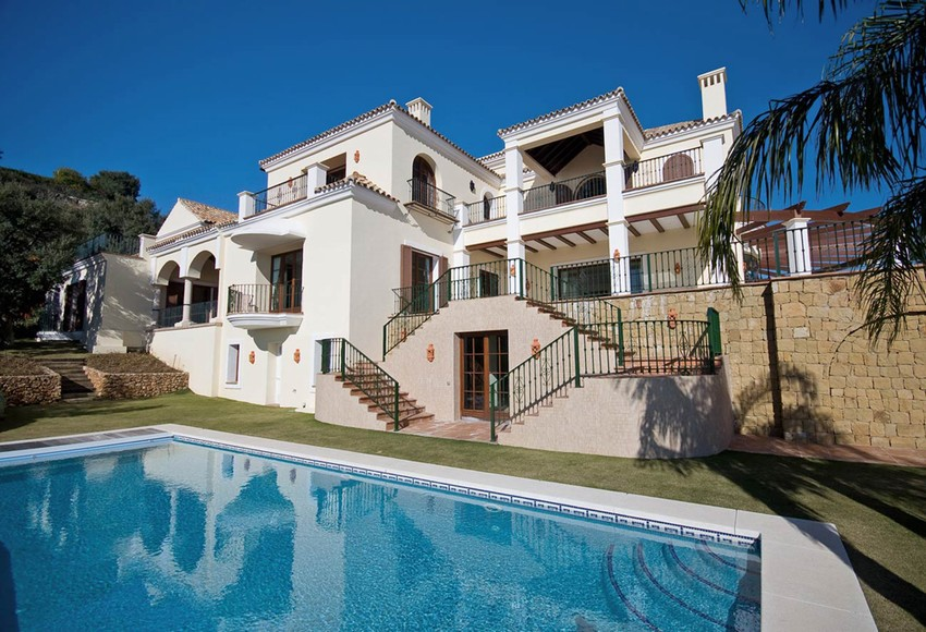 Spain Villa for sale in La Zagaleta, Benahavís €10,950,000