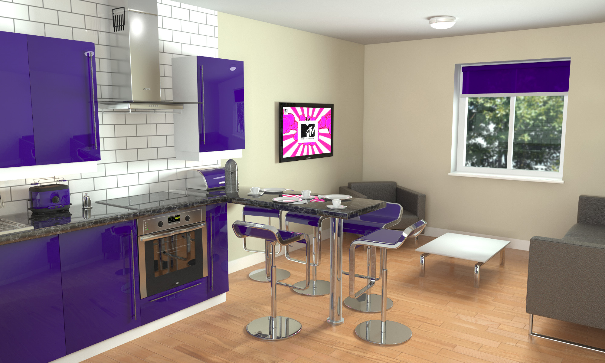 Students Accommodation - Canterbury Student Village From £59,995