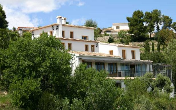 7 Bedroom Hotel For Sale in Benissa, Alicante €1,990,000